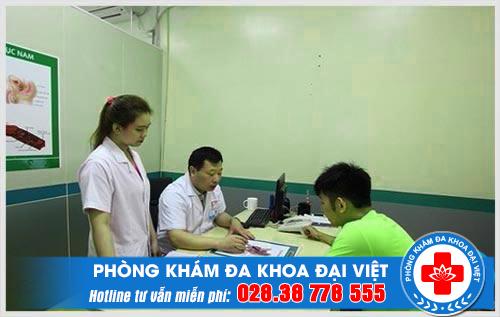 Địa chỉ phòng khám nam khoa Gò Vấp uy tín chuyên trị xuất tinh sớm