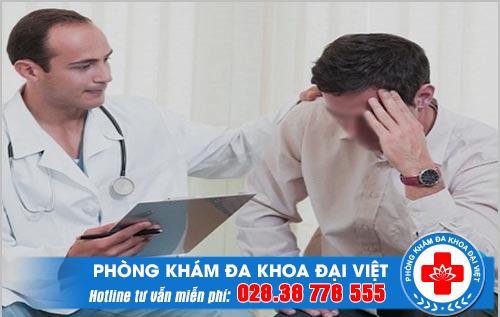 Phòng khám nam khoa Quận 10 chất lượng hàng đầu TPHCM chi phí ưu đãi