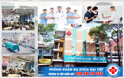 Phòng khám nam khoa Quận 12 chất lượng tốt bảo mật thông tin cá nhân