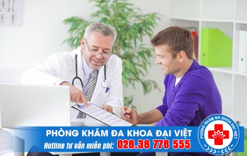 Phòng khám nam khoa Quận 3 TPHCM hiệu quả an toàn và chi phí thấp