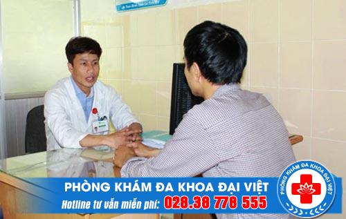 Phòng khám nam khoa Quận Bình Thạnh phù hợp khám ngoài giờ hành chính