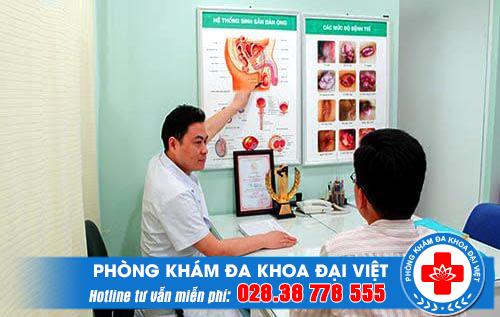 Tham khảo phòng khám nam khoa quận Tân Bình uy tín hàng đầu TPHCM