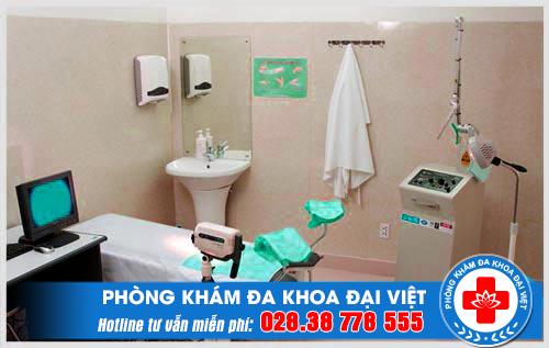 Phòng khám phụ khoa Cần Thơ tốt nhất khu vực đồng bằng sông Cửu Long
