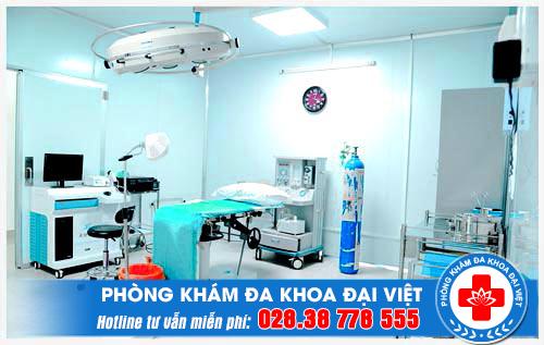 Phòng khám phụ khoa Đắc Lắc chữa bệnh hiệu quả ít tốn kém chi phí