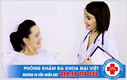 Phòng khám phụ khoa Đồng Nai có bác sĩ nữ giỏi khám bệnh cho chị em