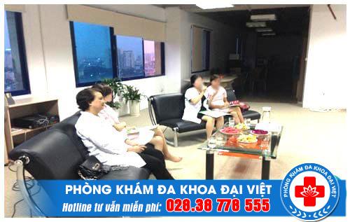 Phòng khám phụ khoa Tây Ninh chất lượng chuyên trị bệnh cổ tử cung