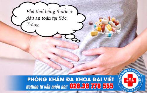 Tiết lộ nơi phá thai bằng thuốc ở Sóc Trăng có đội ngũ bác sĩ giỏi