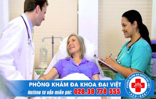 Phòng khám phụ khoa quận 3 có bác sĩ giỏi giàu kinh nghiệm khám chữa