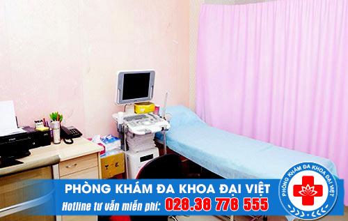 Địa chỉ phòng khám phụ khoa quận 7 khám chính xác điều trị hiệu quả