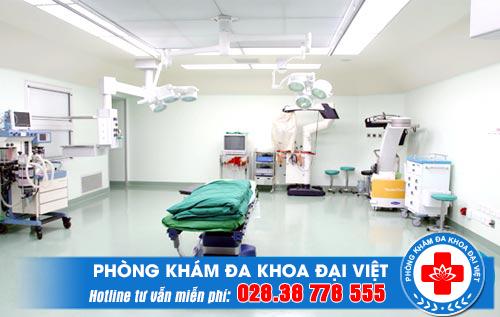 Phòng khám phụ khoa Quảng Nam được đông đảo chị em tin tưởng đến khám