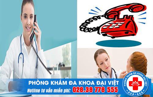 Thông tin về số điện thoại bệnh viện da liễu mà các bạn cần nắm rõ