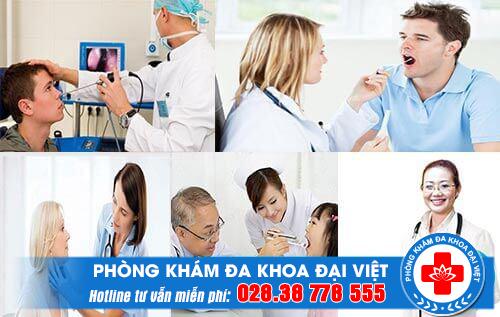 Phòng khám bác sĩ tai mũi họng giỏi.