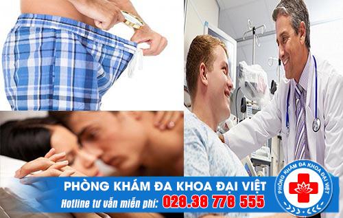 Điều trị nấm vùng kín tại phòng khám TPHCM.