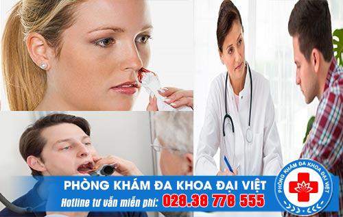 Tiết lộ địa chỉ bệnh viện phòng khám tai mũi họng Quảng Ngãi uy tín