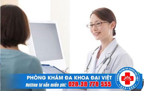 Phòng khám điều trị bệnh phụ khoa chất lượng tại quận 12