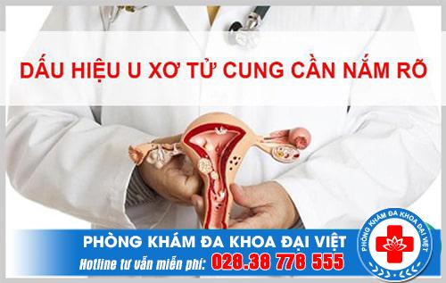 Phương pháp điều trị u nang buồng trứng tại quận 6