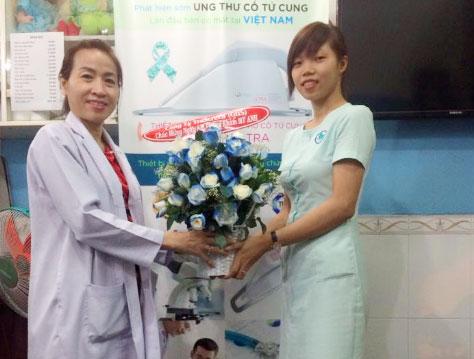 Bác sĩ Trần Thị Bạch Vân khám sản phụ khoa có tốt không ?